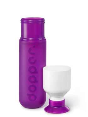 Deep Purple Dopper Product Cup Off
