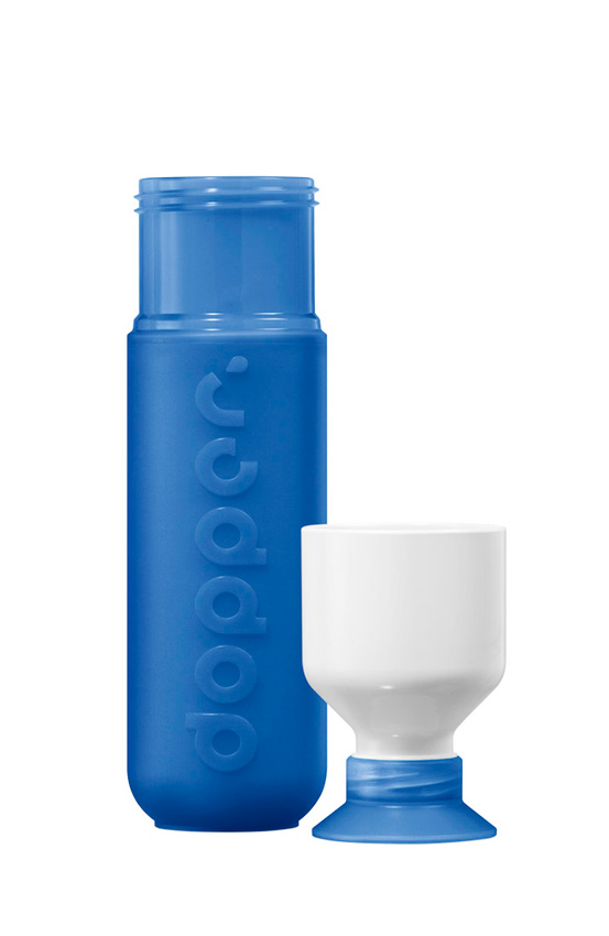 Pacific Blue Dopper Product Cup Off
