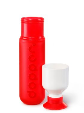 Simply Red Dopper Product Cup Off